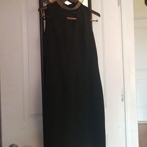 Semi Formal sz8 black dress